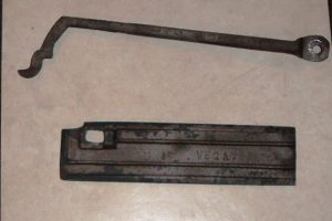 findlay-condor-damper-arm-and-plate